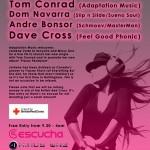 Adaptation Music promo mix with Jaidene Veda, November 2010