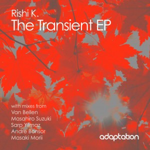 Rishi K – The Transient EP