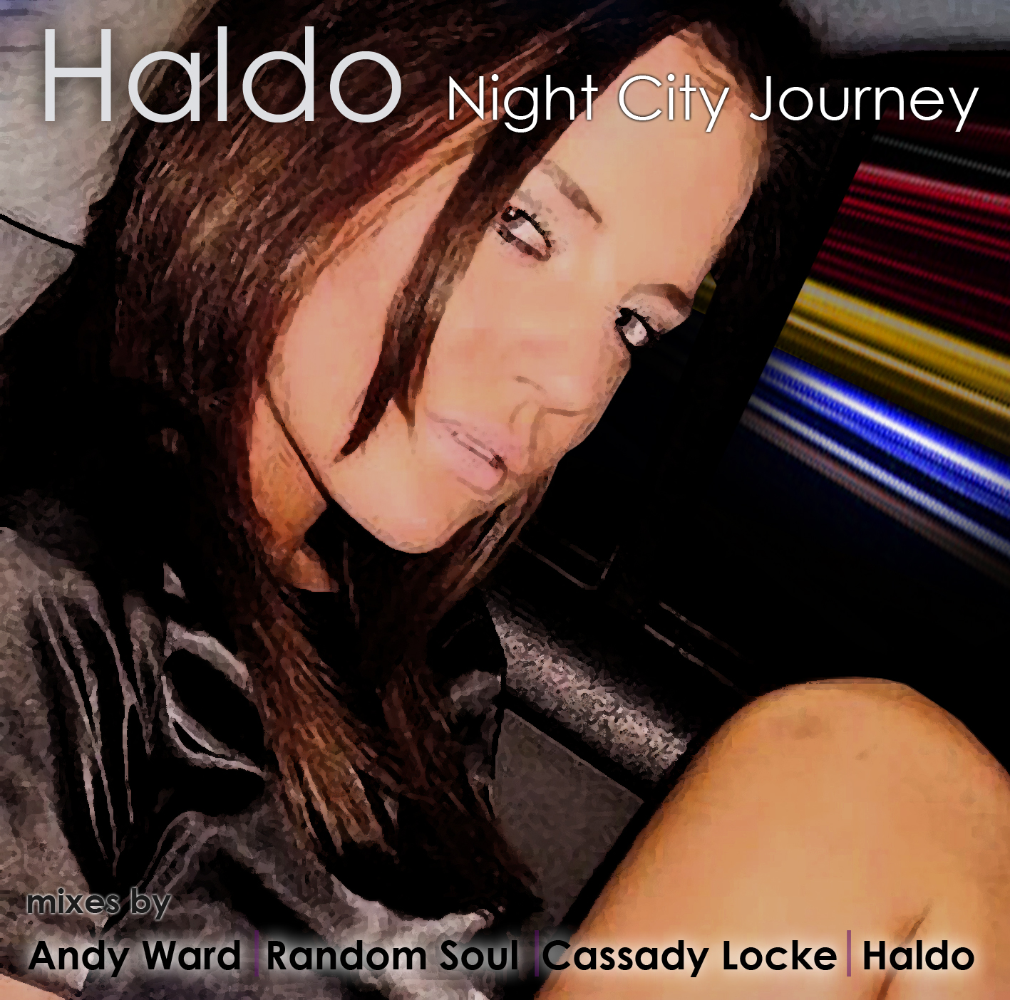 Haldo feat. Loryn – Night City Journey