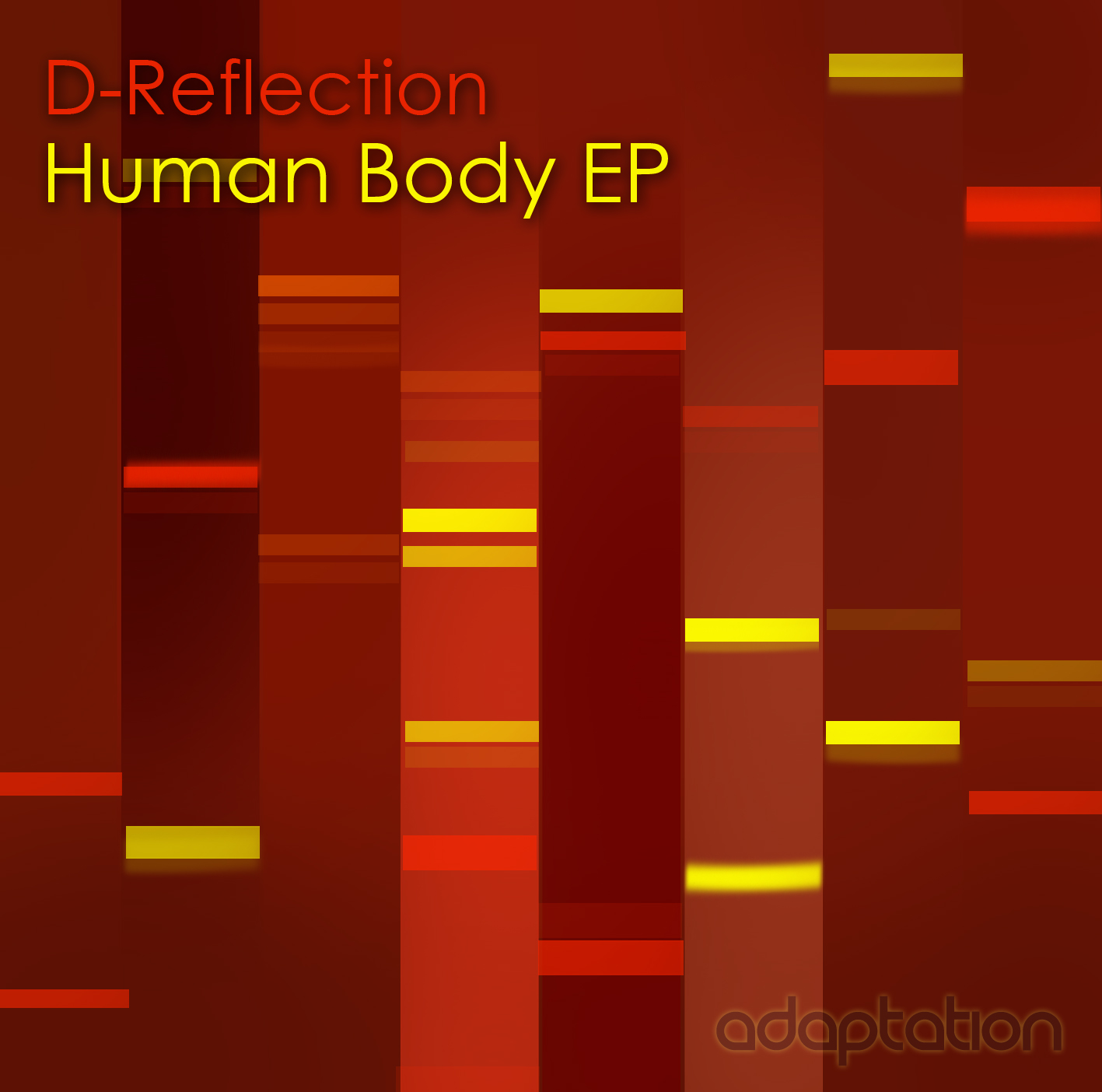 D-Reflection – Human Body EP