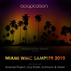 Various Artists – WMC Sampler 2010