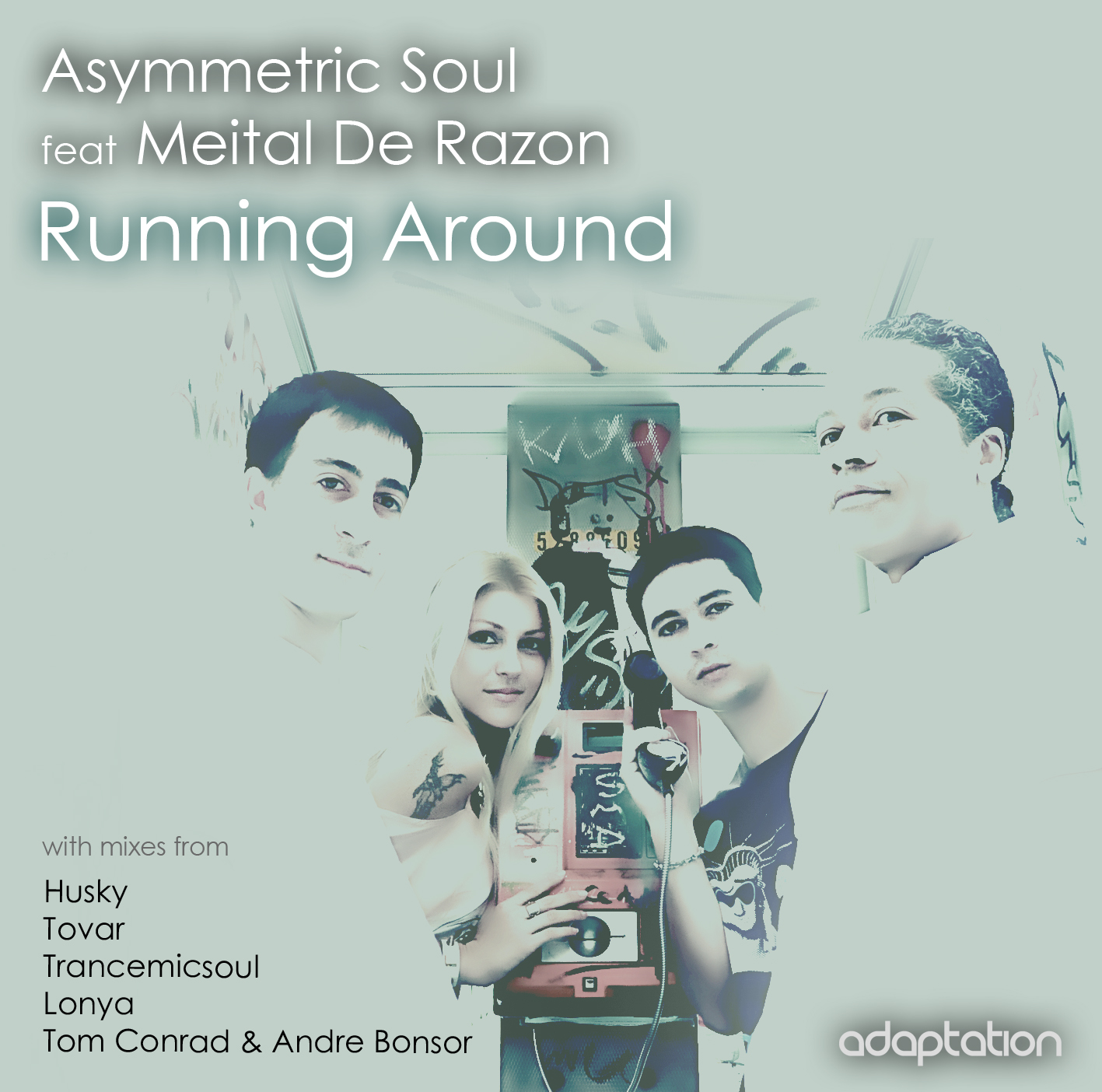 Asymmetric Soul – Running Around
