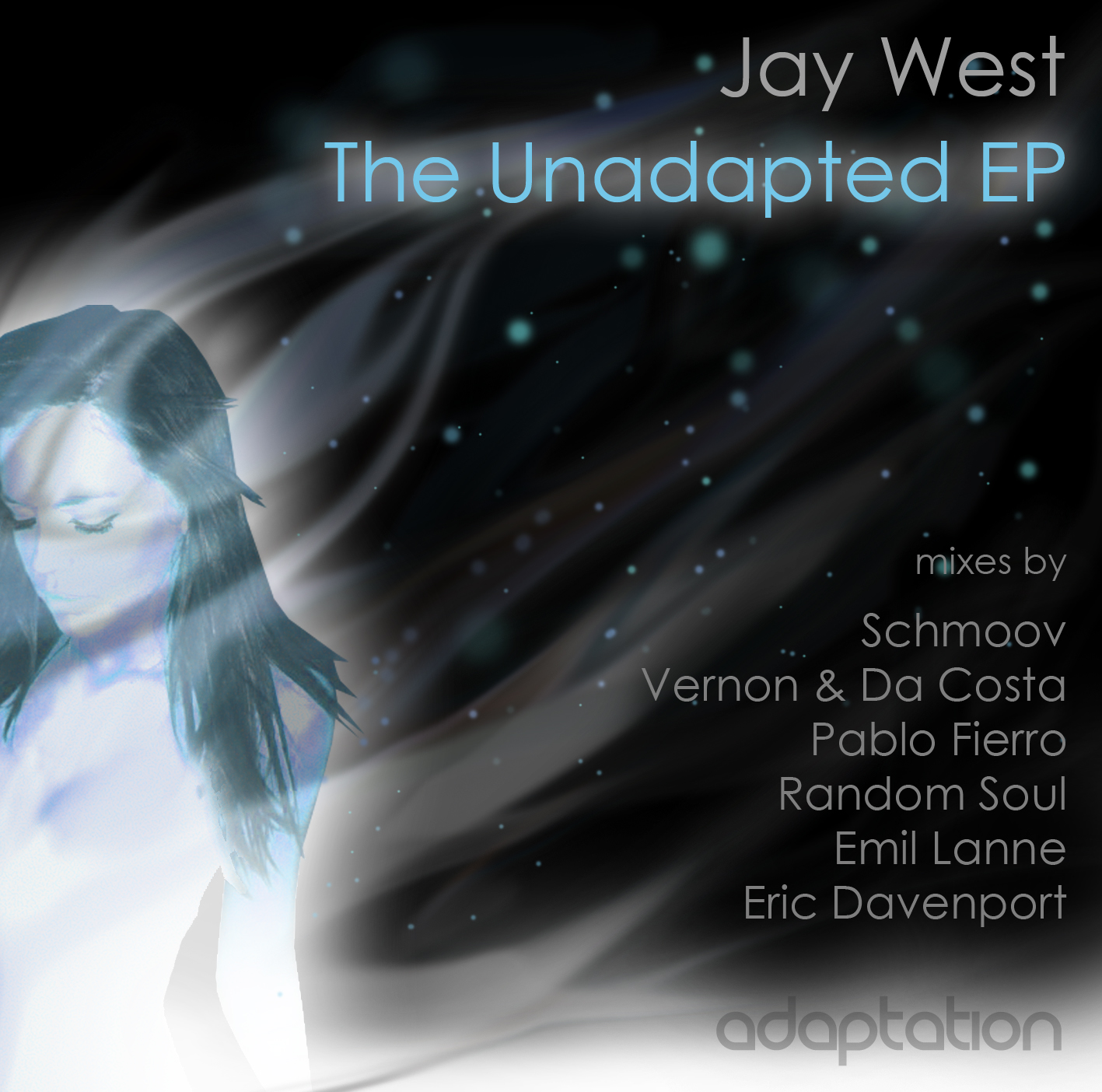 Jay West – The Unadapted EP