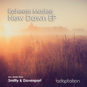 Raheem Madee – New Dawn EP